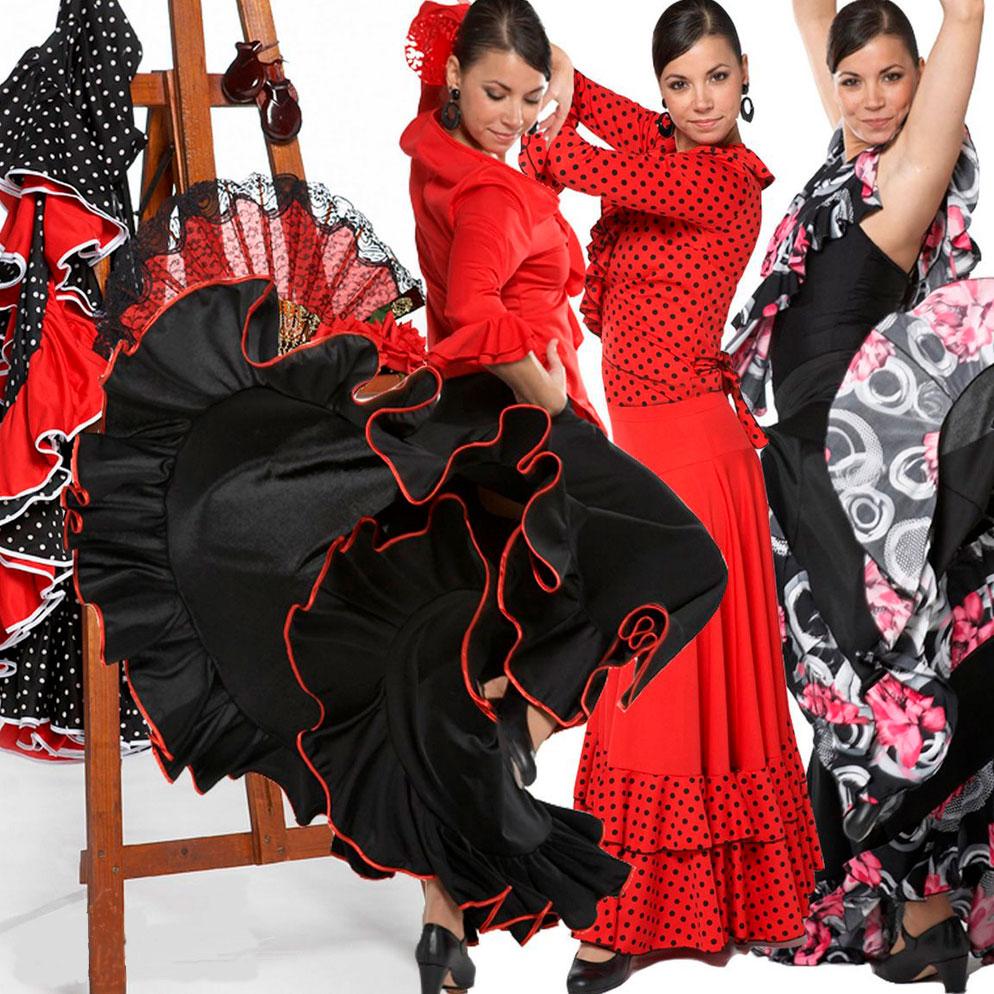 Одежда Для Фламенко Купить